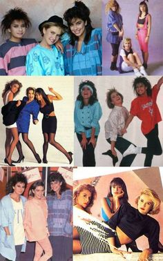 Best Fashion Look : - Fashion Diiary - Source For Fashion & Lifestyle Inspiration 1980s Fashion Trends, 80s And 90s Fashion, Fashion Outfits, 80s Party Outfits, 80s Outfit, Look 80s, 80s Birthday Parties, Party Fiesta, 80s Costume