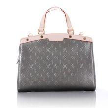 Louis Vuitton Monogram Vernis Brea GM - Silver Grey M91616  $199.00