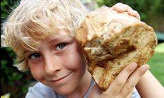 Moby Sick! Rare whale vomit found by schoolboy on beach worth £40,000