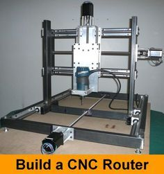 DIY CNC Router If you have any interest in purchasing a kit version of this machine please click the above button and complete the form so that I can gauge the level of …