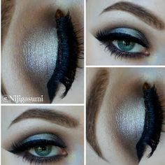 SEXY SMOKEY EYES By Emily H