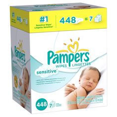Snag some Huggies baby wipes for only $0.01 each wipe! Plus there's a new Pampers baby wipes coupon. Free shipping too!