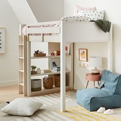 Teen Bunk Beds, Loft Bunk Beds, Kid Beds, Bunk Bed Desk, Boys Loft Beds, Loft Beds For Small Rooms, Bed Weather, Bed Placement, Barn Bedrooms