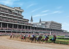 Kentucky Derby: First Floor Clubhouse Tickets to the 2014 Kentucky Derby & Kentucky Oaks, VIP Fast Access Pass, Event Transfers, 3-Night Stay with Airfare for 2. Learn More: http://www.winspireme.com/package/kentucky-derby#