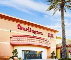 Burlington Coat Factory - I love shopping here!
