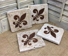 Easy Diy Tile Coaster   #diy #MixedKreations  #crafts  http://mixedkreations.com/blog/2016/01/easy-diy-tile-coaster/
