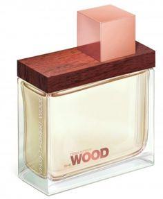 She Wood Velvet Forest Wood DSQUARED²