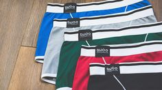 Boxers homme DUOO Underwear #duoo #boxer #underwear