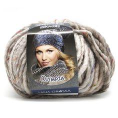 Lana Grossa Olympia Tweed - Wolplein.nl