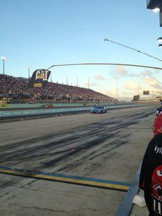 NASCAR. Homestead-Miami, Florida