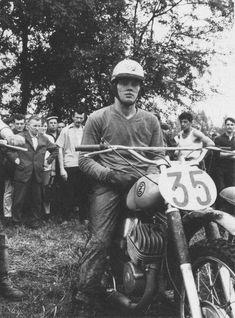 Having A Ride Vintage Bicycle Enduro Motocross, Motocross Racing, Vintage Motocross, Vintage Motorcycles, Mx Racing, Bike Rider, Dirtbikes, Bike Art, Vintage Bicycles