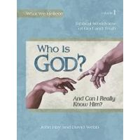 Who is God? - apologia bible curriculum. Cunninghams. Coloring book to go along with lessons for younger students. Journal for grades 4-8.