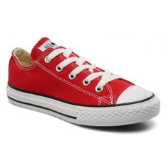 227e71a78b7 Discover our selection of Converse Chuck Taylor All Star Ox K Trainers on  Sarenza. Converse Rouge ...