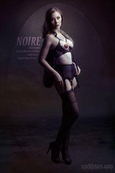 Lingerie und Korsettkunst aus Prag von Riwaa Nerona | Burlesque & Alternative Fashion