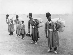Antoin Sevruguin and the Persian Image / Luggage-Bearers.jpg