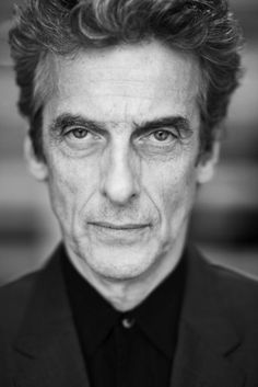 Peter Capaldi I am scared already! http://www.cooganlondon.com