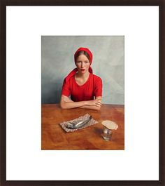 Girl with a Fish - Andrey Yakovlev & Lili Aleeva - 149 €