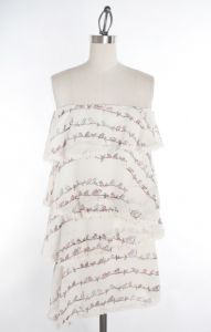 I love this Judith March Dress