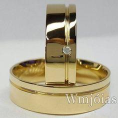 Alianças Betim WM1421. Fabricação própria, Sedex GRÁTIS com seguro, garantia eterna e atendimento especializado.
