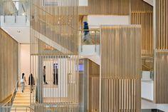 Xian Jiaotong-Liverpool University Administration Information Building / Aedas - Google Search