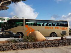 First Minute Travel Bus Lanzarote