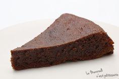 Le mercredi c'est pâtisserie: Gâteau au chocolat de Suzy