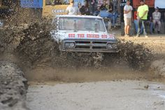 Mud Bogs at the Fair