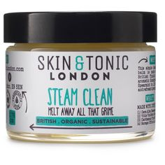 Skin & Tonic - Steam Clean (€37) ❤ liked on Polyvore featuring beauty products, skincare, face care, face cleansers and dry skin face wash