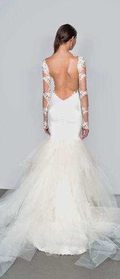 Galia Lahav Spring 2015 : La Dolce Vita Bridal Collection  | bellethemagazine.com