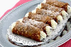 Cannoli Siciliani – Hello, Italy! THE REAL THING