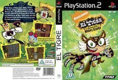 Mega Covers Gtba: El Tigre - Cover Game PS2