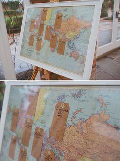 map seating plan