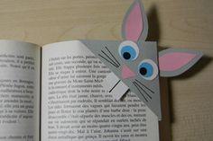 Petits marque-pages rigolos pour enfants... ou adultes