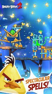 Angry Birds 2-skjermdump – miniatyrbilde