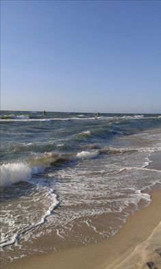 June on the seaside