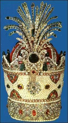 Imperial Kiani Crown of Persia