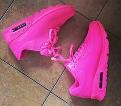 pink shoes air max nike sneakers