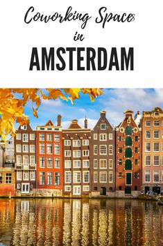 See All Coworking Spaces in Amsterdam, Netherlands Best Coffee Shop, Coffee Shops, Work Cafe, Shared Office, Coworking Space, Digital Nomad, Work Travel, Online Work, See Picture