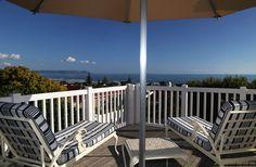 Seascapes: Upstairs balcony. FIREFLYvillas, Hermanus, 7200 @fireflyvillas ,bookings@fireflyvillas.com,  #Seascapes  #FIREFLYvillas # HermanusAccommodation