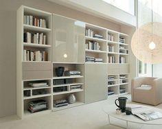 librerie bel colore