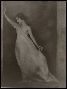 Nikolas Muray -The dancer Anna Duncan   1922-25