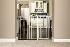 Home - Your world of knowledge Extra Tall Pet Gate, Pet Door, Dog Fence, Steel Buildings, Doors, Pets, House, Furniture, Image Link