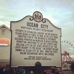 Ocean City, Maryland's Atlantic Ocean Resort