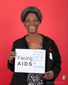 #FacingAIDS for those who are no longer here to face it for themselves