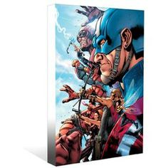 [Marvel: Canvas: The Ultimates (Product Image)]