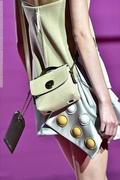Marc Jacobs (Spring-Summer 2015) R-T-W collection at New York Fashion Week (Details)  #MarcJacobs #NewYork