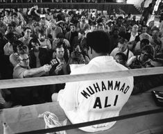 The Champ...Muhammad Ali