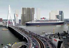 Rotterdam (the Netherlands) Cruise Port, Cruise Ships, P&o Cruises, Holland America Line, Princess Cruises, Carpe Diem, Rotterdam, Netherlands, Dutch