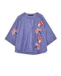 Camisa de Zara (25,95 €). - ELLE.es