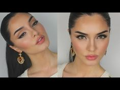▶ How I Contour My Face With Anastasia Beverly Hills Contour Kit - YouTube